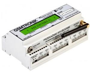 Moduł nadzoru i sterowania GSM-IR-V1.02