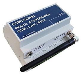Moduł nadzoru i sterowania GSM-V1.03