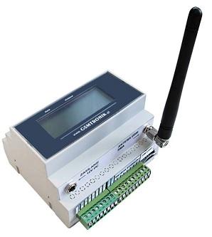 Moduł nadzoru i sterowania GSM-V1.03-LCD