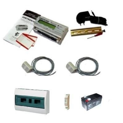 Podstawowy zestaw monitoringu serwerowni GSM-SERW-V1.02