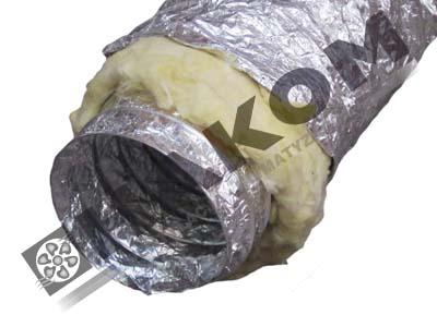 SNL25W - przewód elastyczny economic z izolacją termiczną i akustyczną